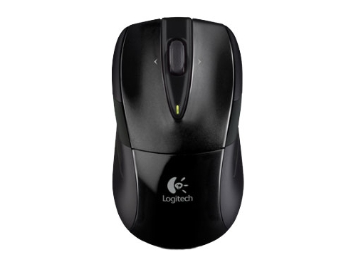 Мышка Logitech Wireless Mouse M525 Black USB, вид 1