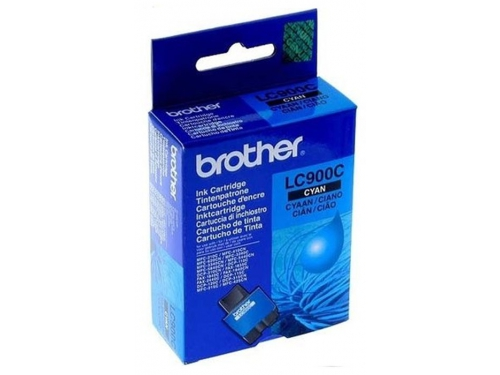 Картридж Brother LC900C Cyan, вид 1