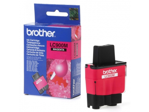 Картридж Brother LC900M Magenta, вид 1