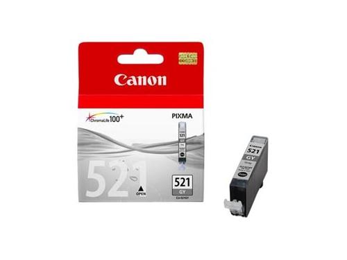 Картридж для принтера Чернильница Canon CLI-521GY Grey, вид 1
