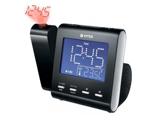 Радиоприемник VITEK VT-6606 BK, вид 1