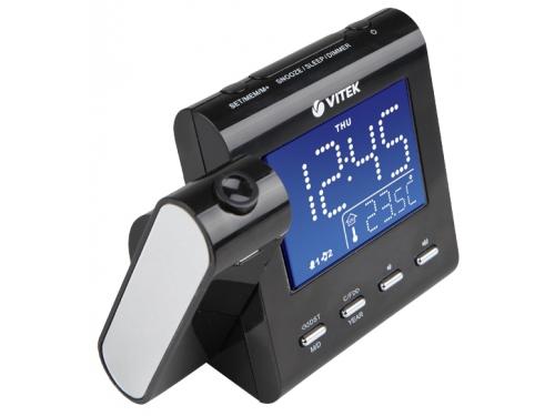 Радиоприемник VITEK VT-6606 BK, вид 2