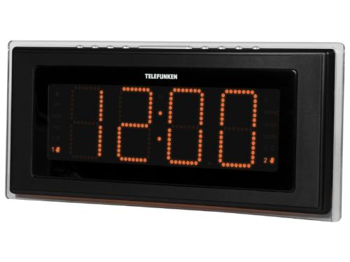 Радиоприемник Telefunken TF-1541 Black/Orange, вид 1