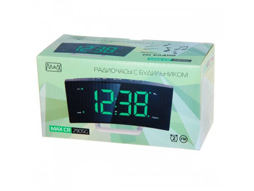 Радиоприемник MAX CR 2905G, вид 6