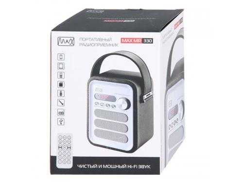 Радиоприемник MAX MR-330, вид 3