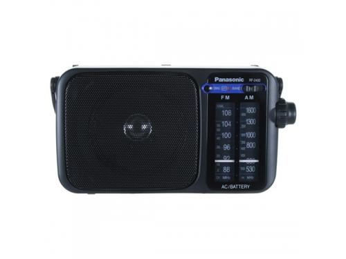 Радиоприемник Panasonic RF-2400EE9-K, вид 1
