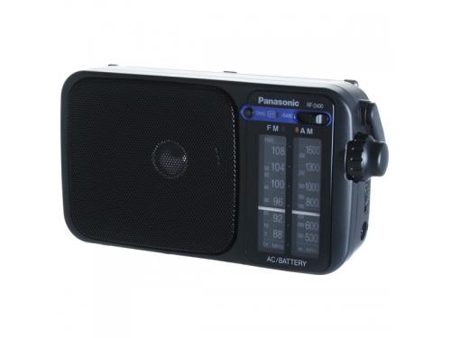 Радиоприемник Panasonic RF-2400EE9-K, вид 3