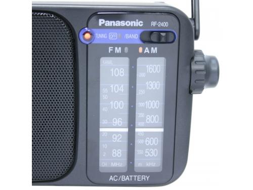 Радиоприемник Panasonic RF-2400EE9-K, вид 4