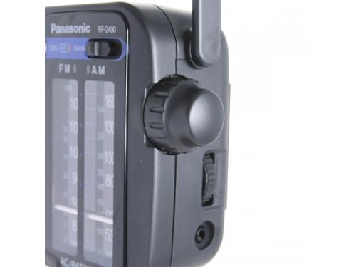 Радиоприемник Panasonic RF-2400EE9-K, вид 6