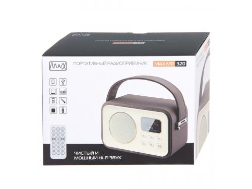 Радиоприемник MAX MR-320, вид 3
