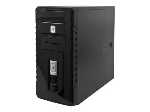 Корпус Inwin ENR030BL 400W черный, вид 5