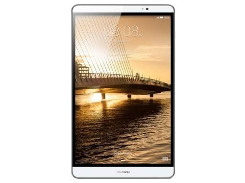 Планшет Huawei MediaPad M2 8.0 LTE 16Gb Серебристый, вид 1