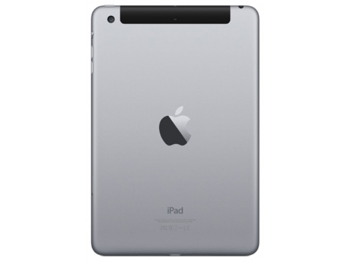 Планшет Apple iPad mini 4 128Gb Wi-Fi + Cellular MK772RU/A серебр., вид 4