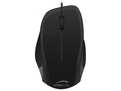 Мышка SPEEDLINK SL-610000-BKBK черная, вид 1