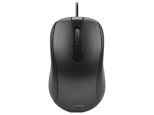 Мышка SPEEDLINK SL-6114-BK черная, вид 2