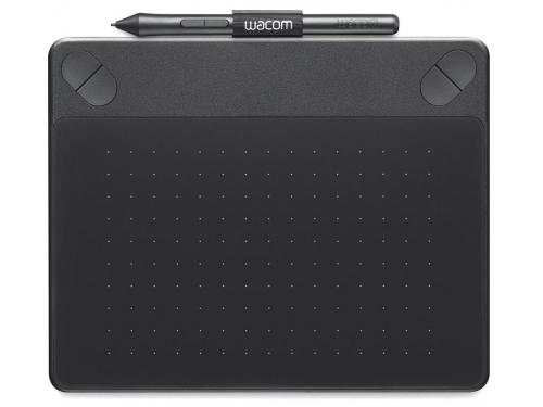 Планшет для рисования WACOM Intuos Photo Pen & Touch Small Tablet, чёрный, вид 2