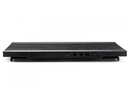 Подставка для ноутбука DEEPCOOL N9 BLACK (охлаждающая, 17