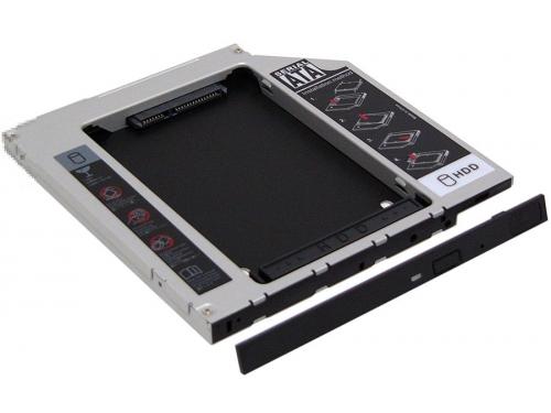 Аксессуар для ноутбука Espada SS95 dvd slim 9,5 mm to hdd (mini sata to sata), вид 2