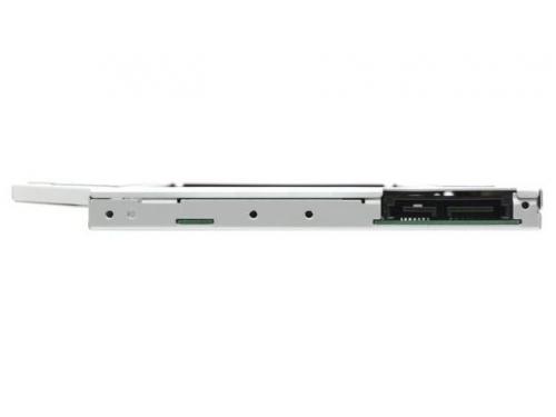 Аксессуар для ноутбука Espada SS95 dvd slim 9,5 mm to hdd (mini sata to sata), вид 3