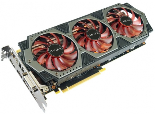 ���������� GeForce KFA2 PCI-E NV GTX980 SOC 4096Mb 256b D5 D-DVI+HDMI+DP, ��� 2