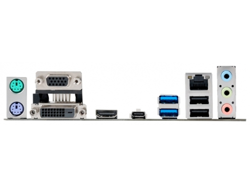 ����������� ����� ASUS Z170M-PLUS (Socket 1151, Intel Z170, 4x DDR4, mATX, VGA / DVD-D / HDMI, LAN1000, M.2), ��� 4
