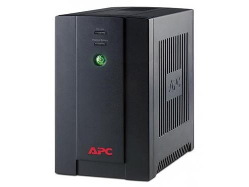 Источник бесперебойного питания APC BX1400UI, вид 1