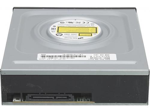 Оптический привод LG GH24NSD0 (SATA, CD-RW / DVD±RW DL / DVD-RAM / DVD M-DISC), чёрный, вид 5