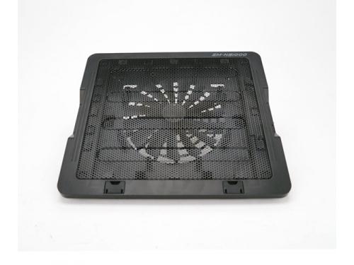 Подставка для ноутбука ZALMAN ZM-NS1000 (охлаждающая, 13'', 2xUSB), чёрная, вид 2