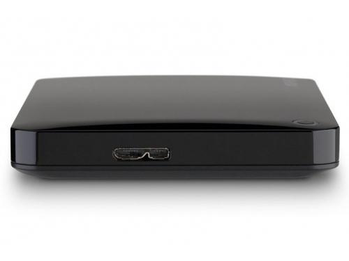 Жесткий диск Toshiba Canvio Connect II 500GB, чёрный, вид 2