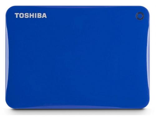 Жесткий диск Toshiba Canvio Connect II 500GB, синий, вид 1
