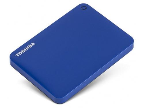 Жесткий диск Toshiba Canvio Connect II 500GB, синий, вид 2