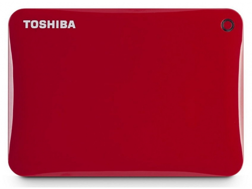 ������� ���� Toshiba Canvio Connect II 500GB, �������, ��� 1