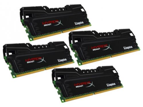 ������ ������ Kingston HX318C9T3K4/16 (4x 4Gb, 1866MHz, DDR3, CL9-10-11, DIMM), ��� 1