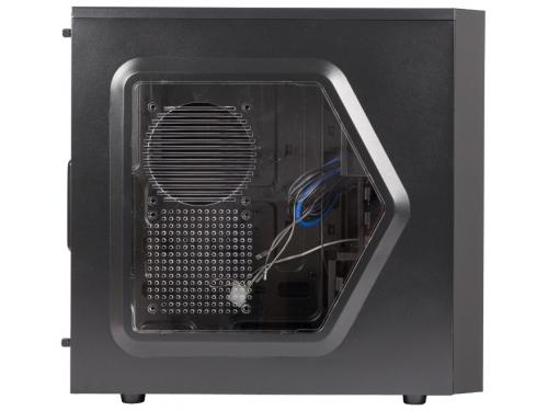 Корпус компьютерный ATX Deepcool TESSERACT SW боковое окно, без БП черный, вид 4