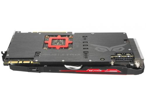 ���������� GeForce ASUS GeForce GTX 980 Ti 1000Mhz PCI-E 3.0 6144Mb 7010Mhz 384 bit DVI HDMI HDCP STRIX (STRIX-GTX980TI-DC3-6GD5), ��� 3