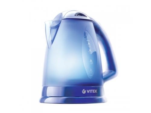 Чайник электрический Vitek VT-1104 Geyzer тёмно-синий
