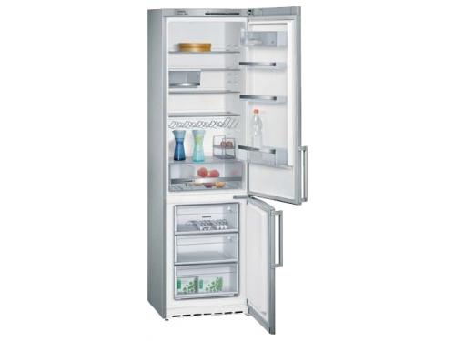 Холодильник Siemens KG39VXL20R серебристый, вид 1