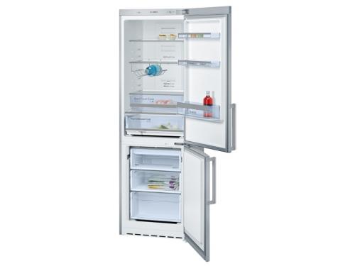 Холодильник Bosch KGN36XL14R серебристый, вид 1