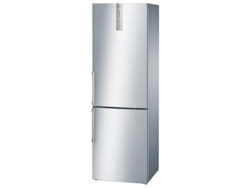 Холодильник Bosch KGN36XL14R серебристый, вид 2