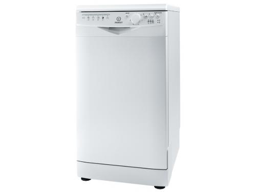 Посудомоечная машина Indesit DSR 26B RU белая, вид 1