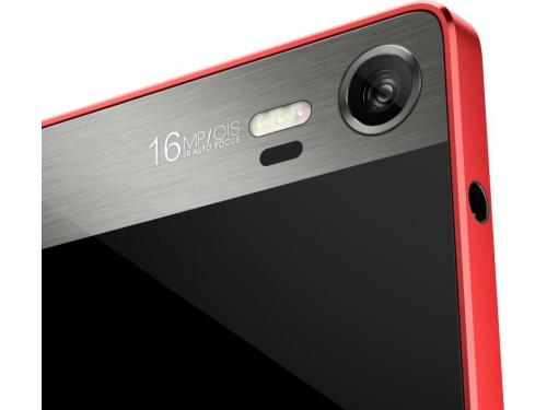 Смартфон Lenovo Vibe Shot (Z90, 32Gb, 8+16 Мп, LTE), красный, вид 4