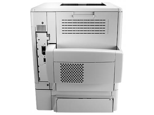 Лазерный ч/б принтер HP LaserJet Enterprise 600 M605x белый, вид 4