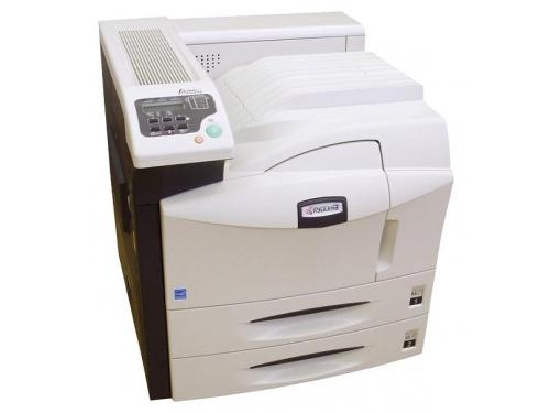 Лазерный ч/б принтер Kyocera FS-9530DN, вид 1