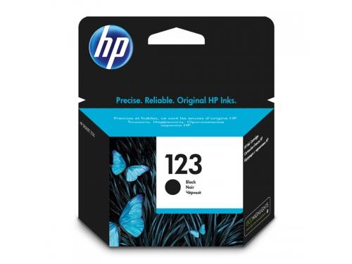 Картридж для принтера HP 123 Черный, вид 1