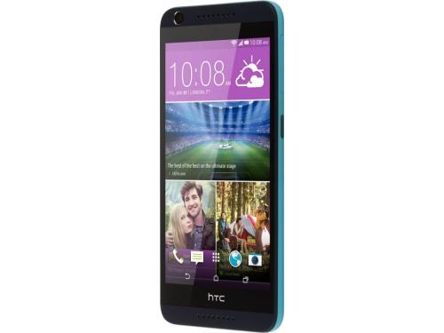 Смартфон HTC Desire 626g dual sim, синий, вид 3