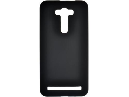 Чехол для смартфона SkinBOX 4People для Asus Zenfone Laser 2 ZE550KL (защитная пленка в комплекте), чёрный, вид 1