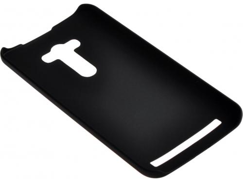 Чехол для смартфона SkinBOX 4People для Asus Zenfone Laser 2 ZE550KL (защитная пленка в комплекте), чёрный, вид 2