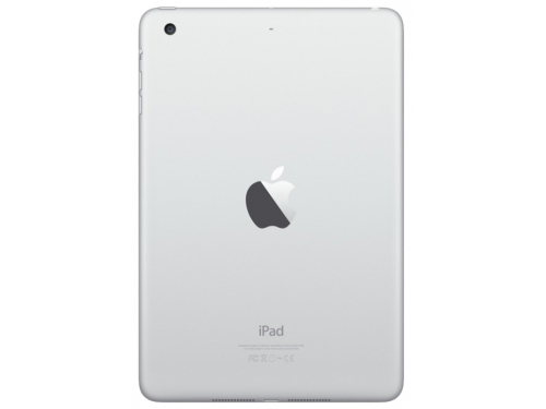 Планшет Apple iPad mini 4 128Gb Wi-Fi + Cellular MK772RU/A серебр., вид 3