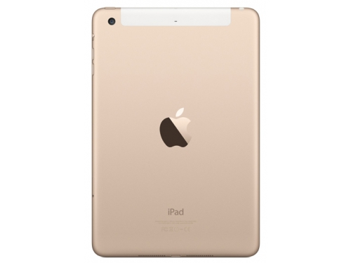 Планшет Apple iPad mini 4 128Gb Wi-Fi + Cellular MK772RU/A серебр., вид 5