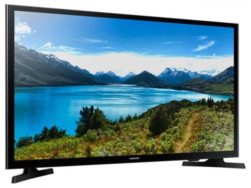 телевизор Samsung UE32J4000AK, черный, вид 2